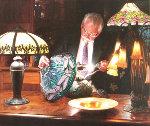 Repair Original Painting - Douglas Hofmann