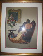 Lady of Shallot 1988 Limited Edition Print by Douglas Hofmann - 1