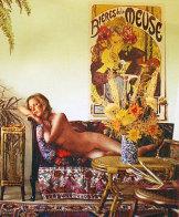 Bierres De La Muse 1980 Limited Edition Print by Douglas Hofmann - 0