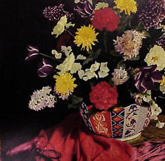Oriental Bouquet Limited Edition Print - Douglas Hofmann