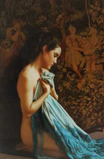 Tapestry 1988 Limited Edition Print by Douglas Hofmann