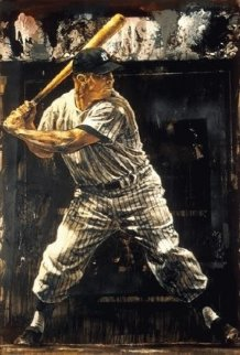 Mickey Mantle AP 2004 Limited Edition Print - Stephen Holland