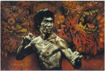 Bruce Lee AP Embellished Other - Stephen Holland