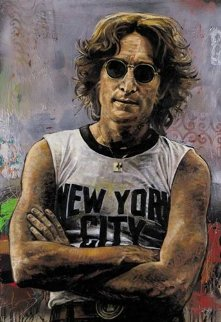 John Lennon New York 2011 Limited Edition Print - Stephen Holland