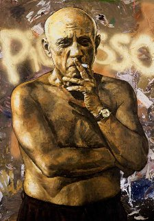Picasso 2005 Limited Edition Print by Stephen Holland