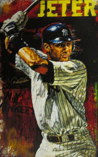 Hometown Hero (Derek Jeter) PP 1998 HS by Jeter Limited Edition Print - Stephen Holland