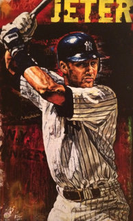 Hometown Hero (Derek Jeter) Limited Edition Print by Stephen Holland