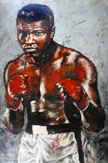Muhammad Ali HS by Ali Limited Edition Print by Stephen Holland