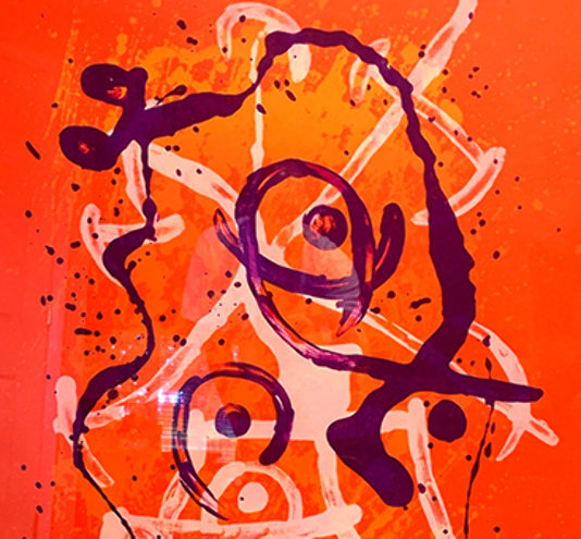 Joan Miro Art