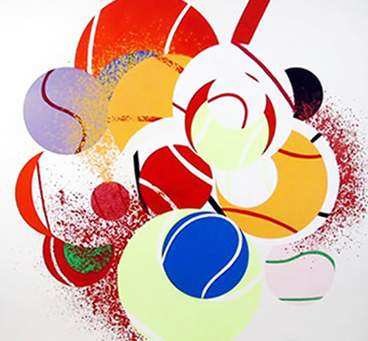 James Rosenquist Art