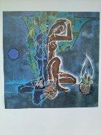 Spirit of the Tropics 1989 Limited Edition Print by Lu Hong - 2
