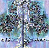 Spring Steps 1990 Limited Edition Print by Lu Hong - 0