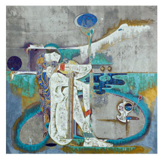 Mystery of a Secret 1991 Limited Edition Print - Lu Hong