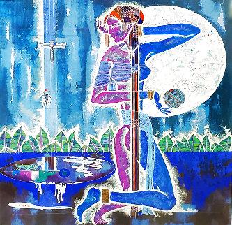 Splendor 1991 Limited Edition Print - Lu Hong