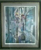 Summer Rain 1992 Limited Edition Print by Lu Hong - 1