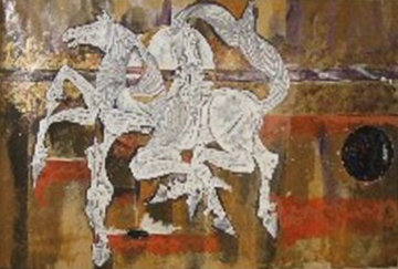Equus 1990 Limited Edition Print - Lu Hong