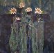 Wild Flowers AP 1990 Limited Edition Print by Lu Hong - 0