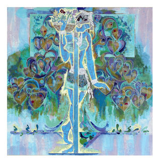 Spring Steps 1990 Limited Edition Print by Lu Hong