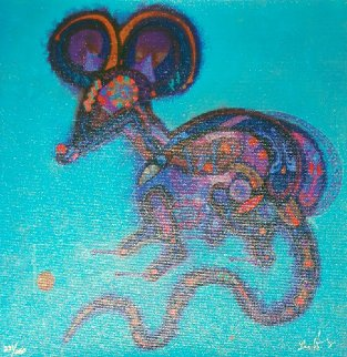 Rat 2009 Limited Edition Print - Lu Hong