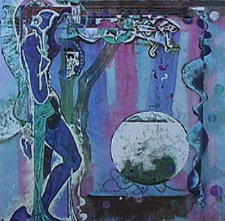 Concerto AP 1990 Limited Edition Print by Lu Hong
