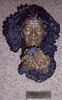 Firestarter Bronze Sculpture 12 in  Sculpture - Mark Hopkins