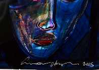 Harmonic Discord Painting 2014 32x28 Works on Paper (not prints) by Anthony Hopkins - 1