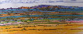 American Dreams 2005 10x17 Original Painting - Anthony Hopkins