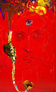 Nirvana 2009  Limited Edition Print by Anthony Hopkins