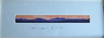 Aha26 2006 1,5x11  Original Painting - Anthony Hopkins