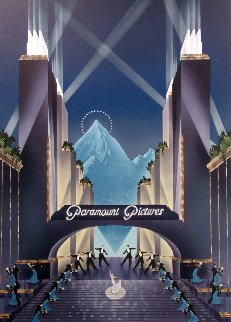 Paramount Anniversary 1988 Limited Edition Print - Robert Hoppe