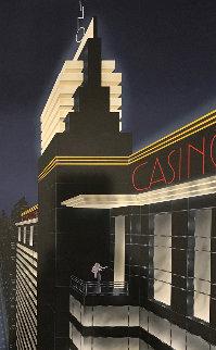 Casino 1986 Limited Edition Print - Robert Hoppe