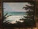 Pacific Trail 2009 34x35 Original Painting by Larry Horowitz - 7