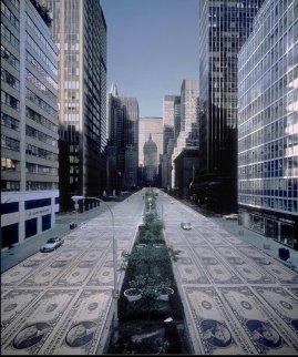 Park Avenue 1986 AP Limited Edition Print - Ryszard Horowitz