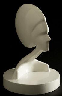 Ikon Bronze Mixed Media Sculpture AP 2013 Sculpture by David Hostetler