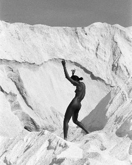Sand Shadow Series 1 Greece 1993 Panorama - James Houston