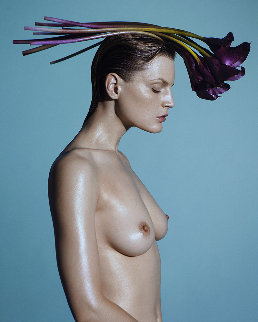 Guinevere Van Seenus NYC 2012 Limited Edition Print - James Houston