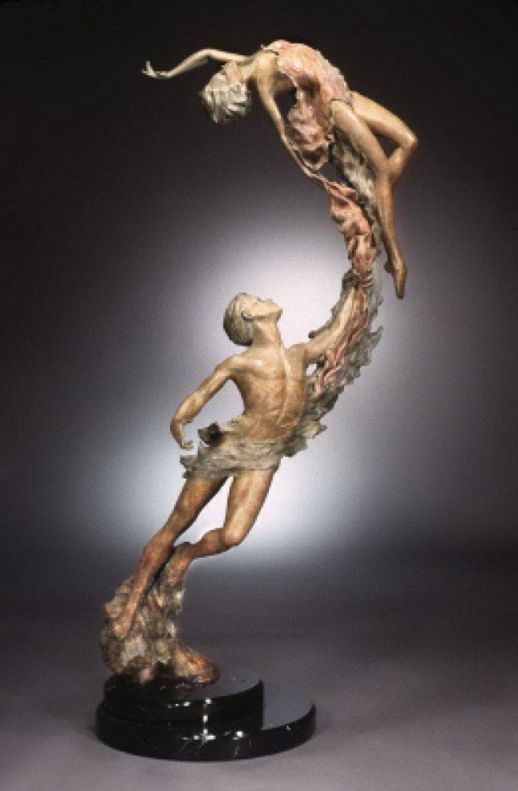 Beloved Bronze Sculpture  56 in Super Huge! Sculpture by Howard Jason