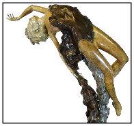 Beloved Bronze Sculpture  56 in Super Huge! Sculpture by Howard Jason - 2