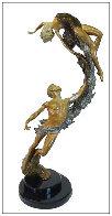 Beloved Bronze Sculpture  56 in Super Huge! Sculpture by Howard Jason - 1