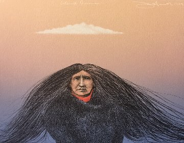 Cloud Dream AP 1989 Limited Edition Print by Frank Howell