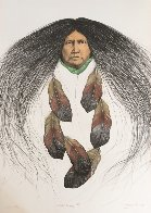 Lakota Legacy II AP 1989   Limited Edition Print by Frank Howell - 0
