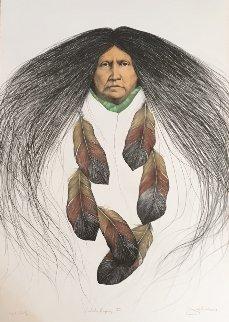 Lakota Legacy II AP 1989   Limited Edition Print by Frank Howell