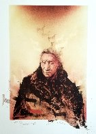 Fifty From the Robe AP 1980 Limited Edition Print by Frank Howell - 0