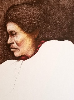 First Woman AP 1981 Limited Edition Print by Frank Howell