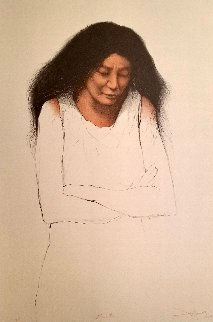 Marita AP 1989 Limited Edition Print by Frank Howell