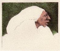 Lakota Prayer AP 1986 Limited Edition Print by Frank Howell - 1