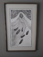 Ghost Dancer 1985 Limited Edition Print by Frank Howell - 1