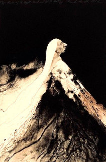 Fusion of the Night Wind and Spirit Waiting 1976 Limited Edition Print by Frank Howell