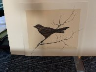 Dalton Canyon Winter Sparrow HC 1994 Limited Edition Print by Frank Howell - 1