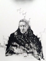 Fifty From the Robe WP 1980 Limited Edition Print by Frank Howell - 2
